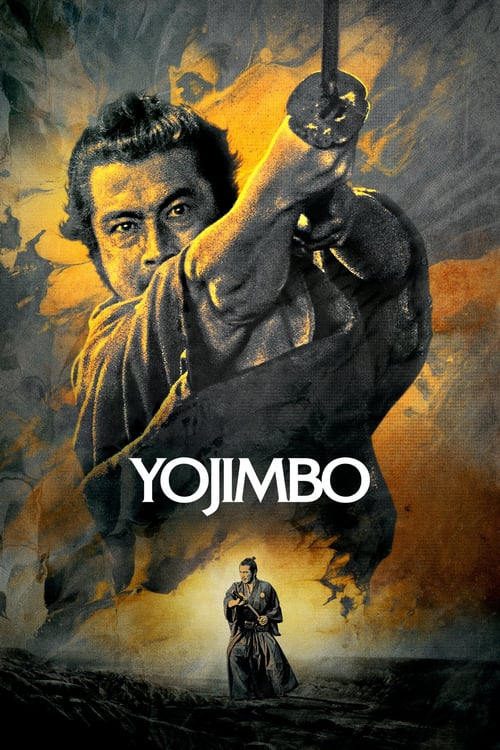 دانلود فیلم Yojimbo 1961 با دوبله فارسی
