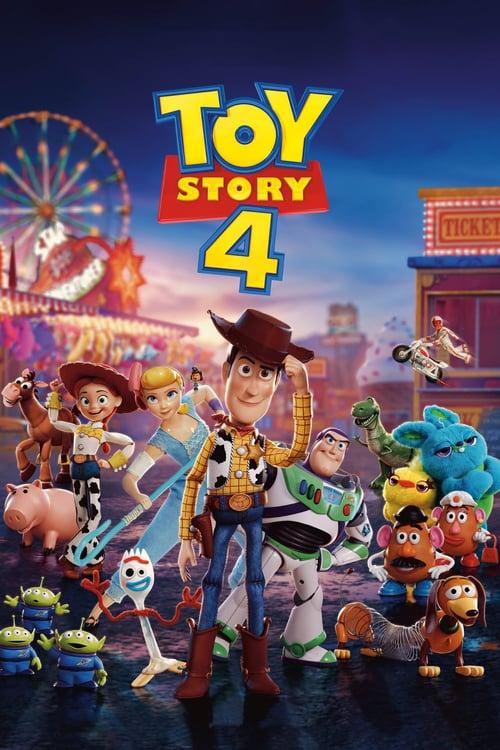 دانلود انیمیشنToy Story 4 2019 با دوبله فارسی
