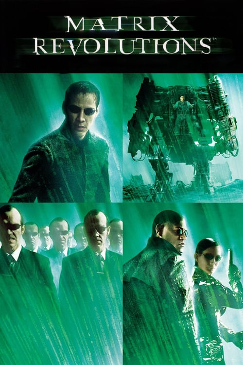 دانلود فیلمThe Matrix Revolutions 2003 با دوبله فارسی