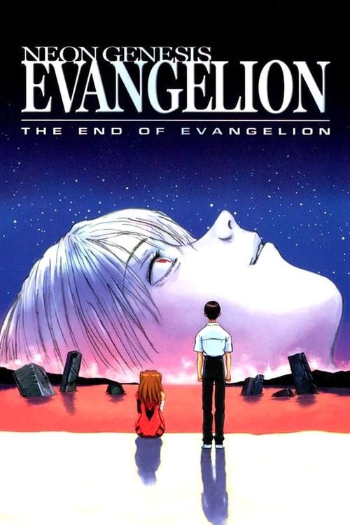 دانلود انیمیشن Neon Genesis Evangelion: The End of Evangelion 1997