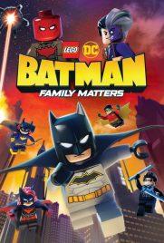 دانلود انیمیشن LEGO DC: Batman – Family Matters 2019 با دوبله فارسی