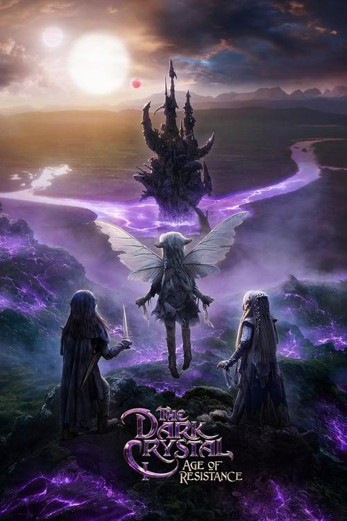 دانلود سریال The Dark Crystal: Age of Resistance با دوبله فارسی