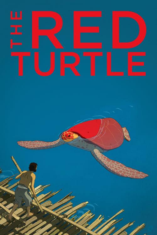 دانلود انیمیشنThe Red Turtle 2016 با دوبله فارسی