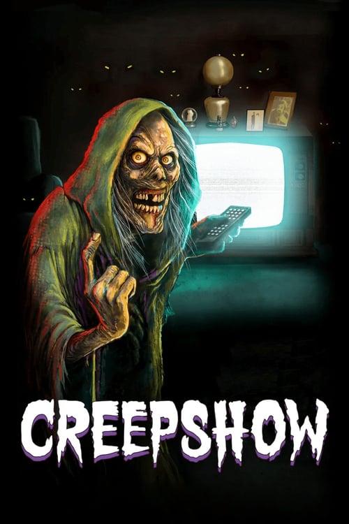 دانلود سریال Creepshow