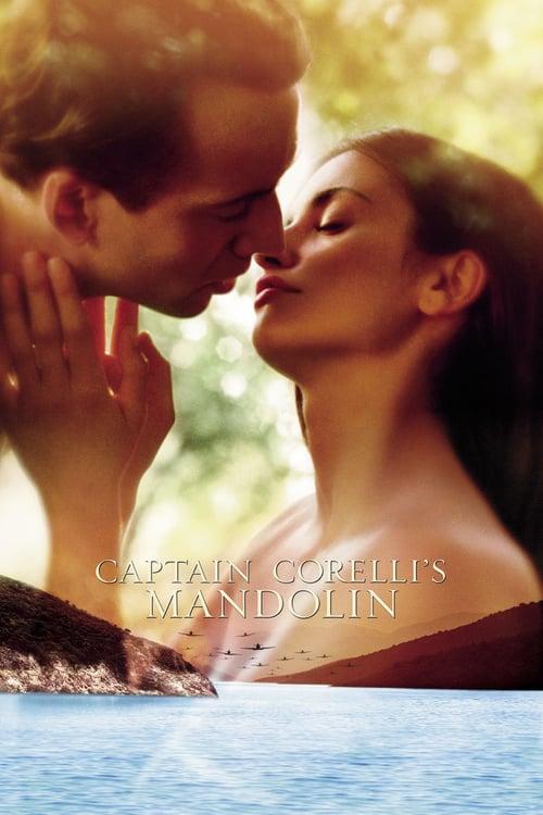 دانلود فیلمCaptain Corelli's Mandolin 2001 با دوبله فارسی