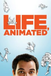 دانلود فیلم Life Animated 2016 با دوبله فارسی