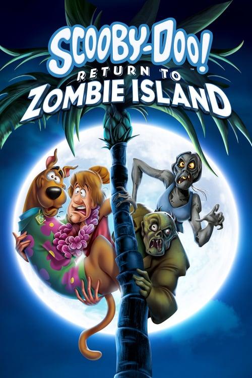 دانلود انیمیشنScooby-Doo! Return to Zombie Island 2019 با دوبله فارسی