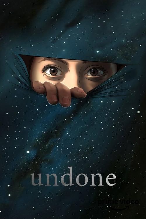 دانلود انیمیشن سریالی Undone