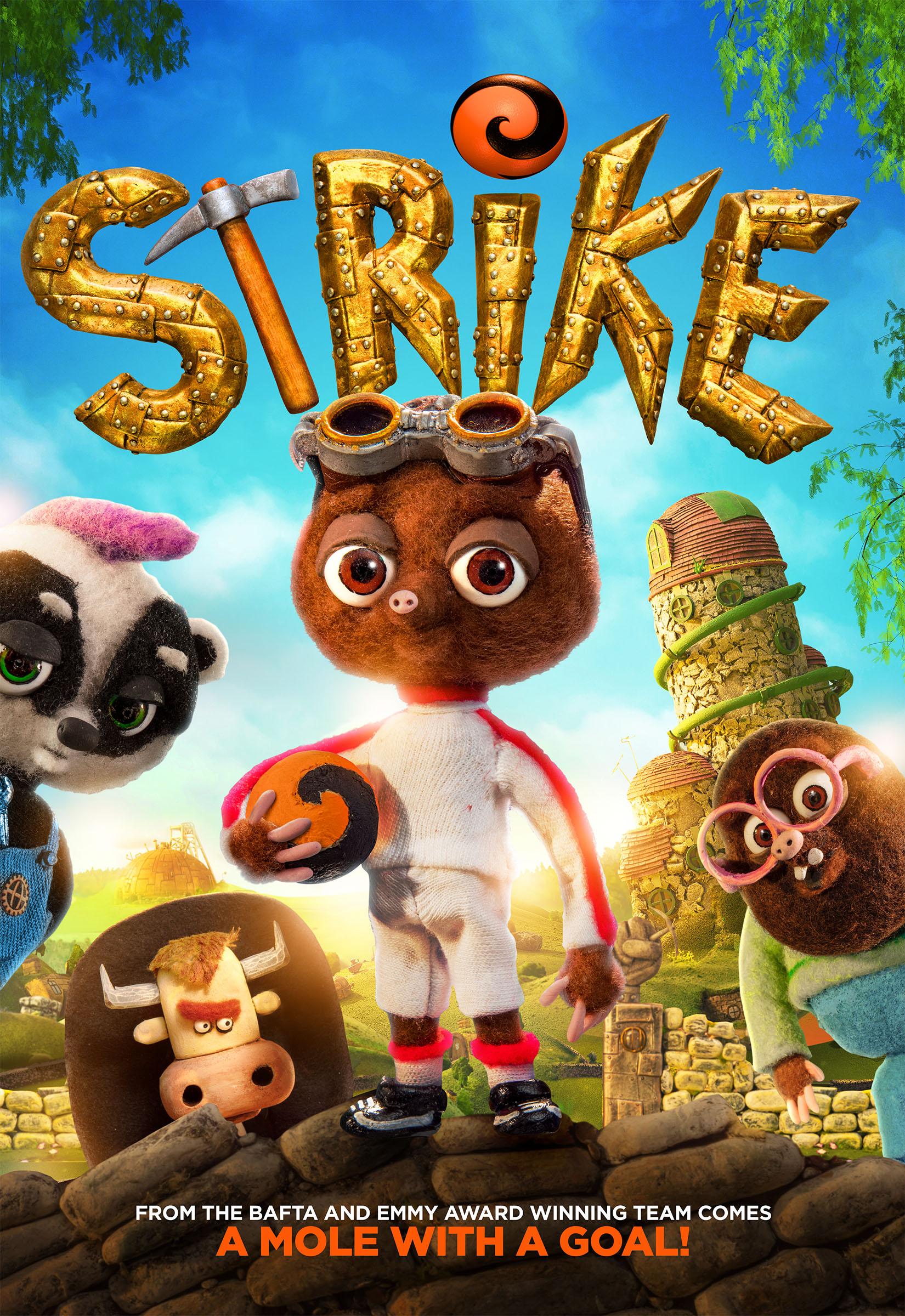 دانلود انیمیشنStrike 2018 با دوبله فارسی