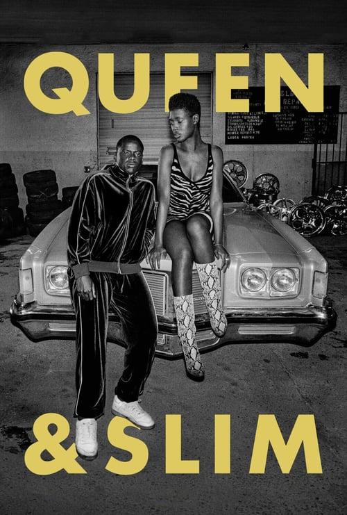 دانلود فیلم Queen & Slim 2019