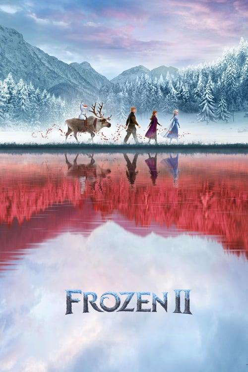 دانلود انیمیشن Frozen II 2019 با دوبله فارسی
