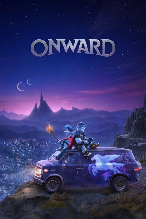 دانلود انیمیشنOnward 2020 با دوبله فارسی