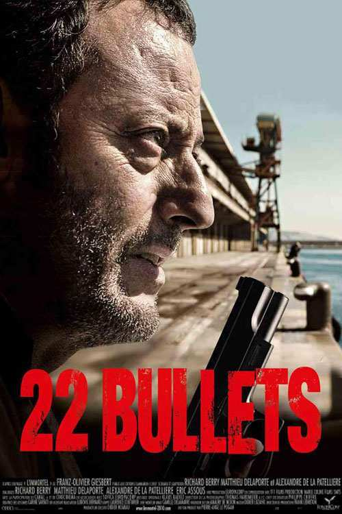 دانلود فیلم22Bullets 2010 با دوبله فارسی
