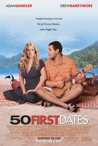 دانلود فیلم50First Dates 2004 با دوبله فارسی