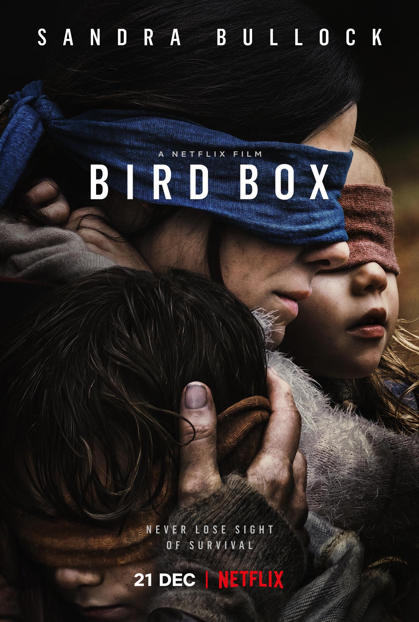 دانلود فیلمBird Box 2018 با دوبله فارسی