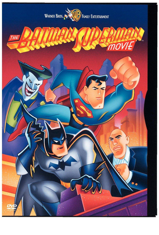 دانلود انیمیشنThe Batman Superman Movie: World's Finest 1997 با دوبله فارسی
