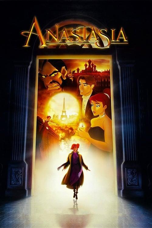 دانلود انیمیشنAnastasia 1997 با دوبله فارسی