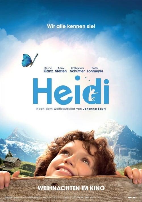 دانلود فیلمHeidi 2015 با دوبله فارسی