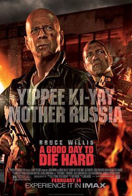 دانلود فیلمA Good Day to Die Hard 2013 با دوبله فارسی
