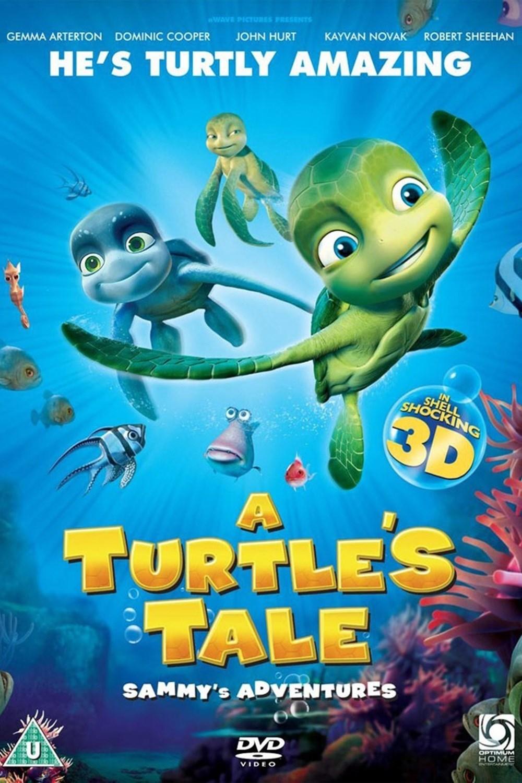 دانلود انیمیشن A Turtle's Tale: Sammy's Adventures 2010 با دوبله فارسی