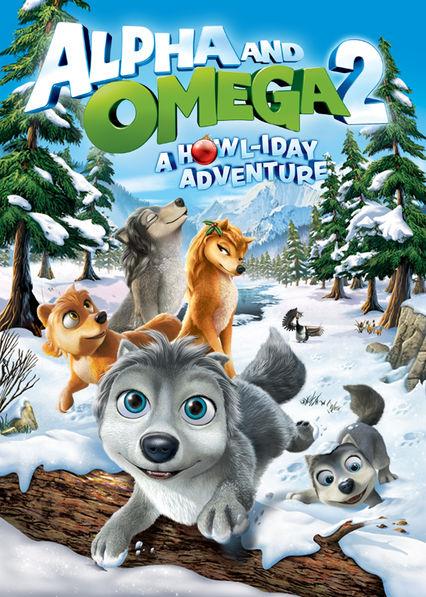 دانلود انیمیشنAlpha and Omega 2: A Howl-iday Adventure 2013 با دوبله فارسی