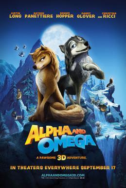 دانلود انیمیشنAlpha and Omega 2010 با دوبله فارسی
