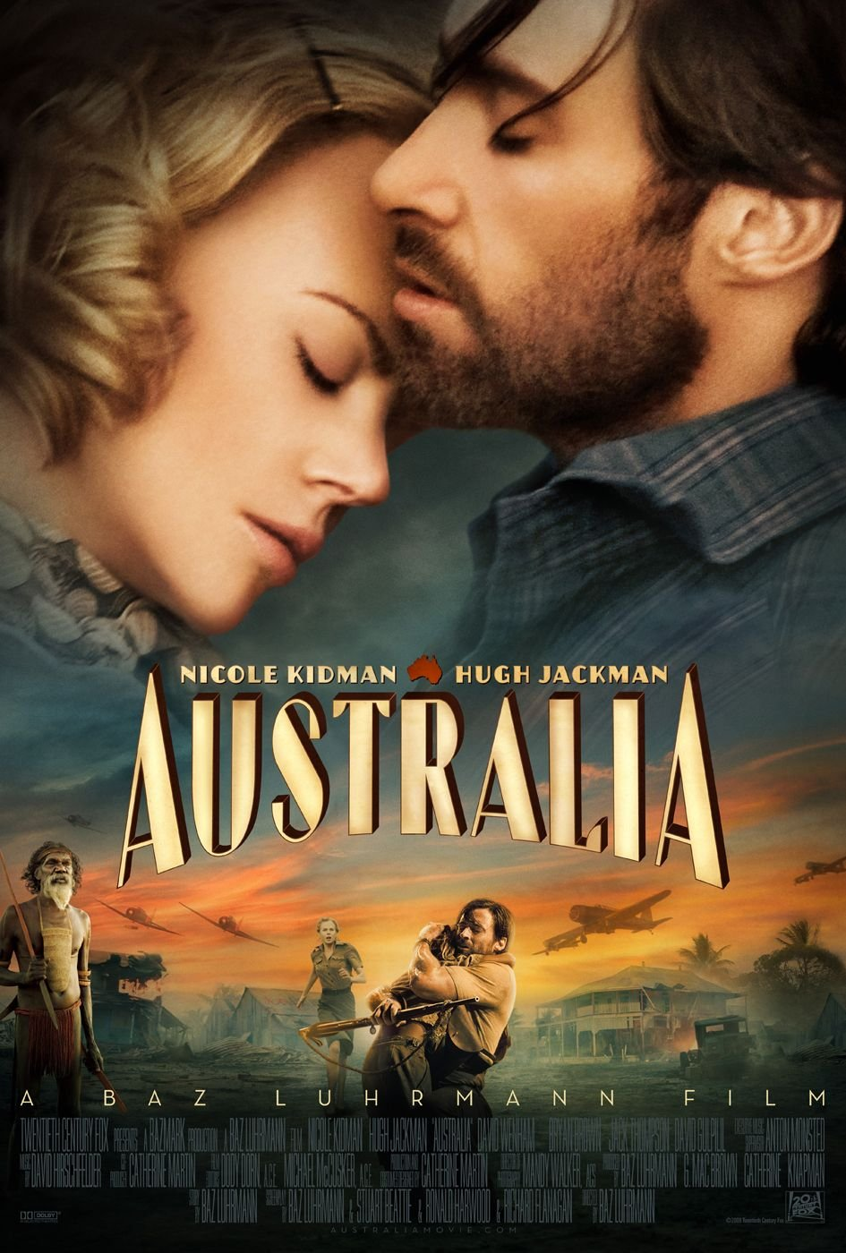 دانلود فیلمAustralia 2008 با دوبله فارسی