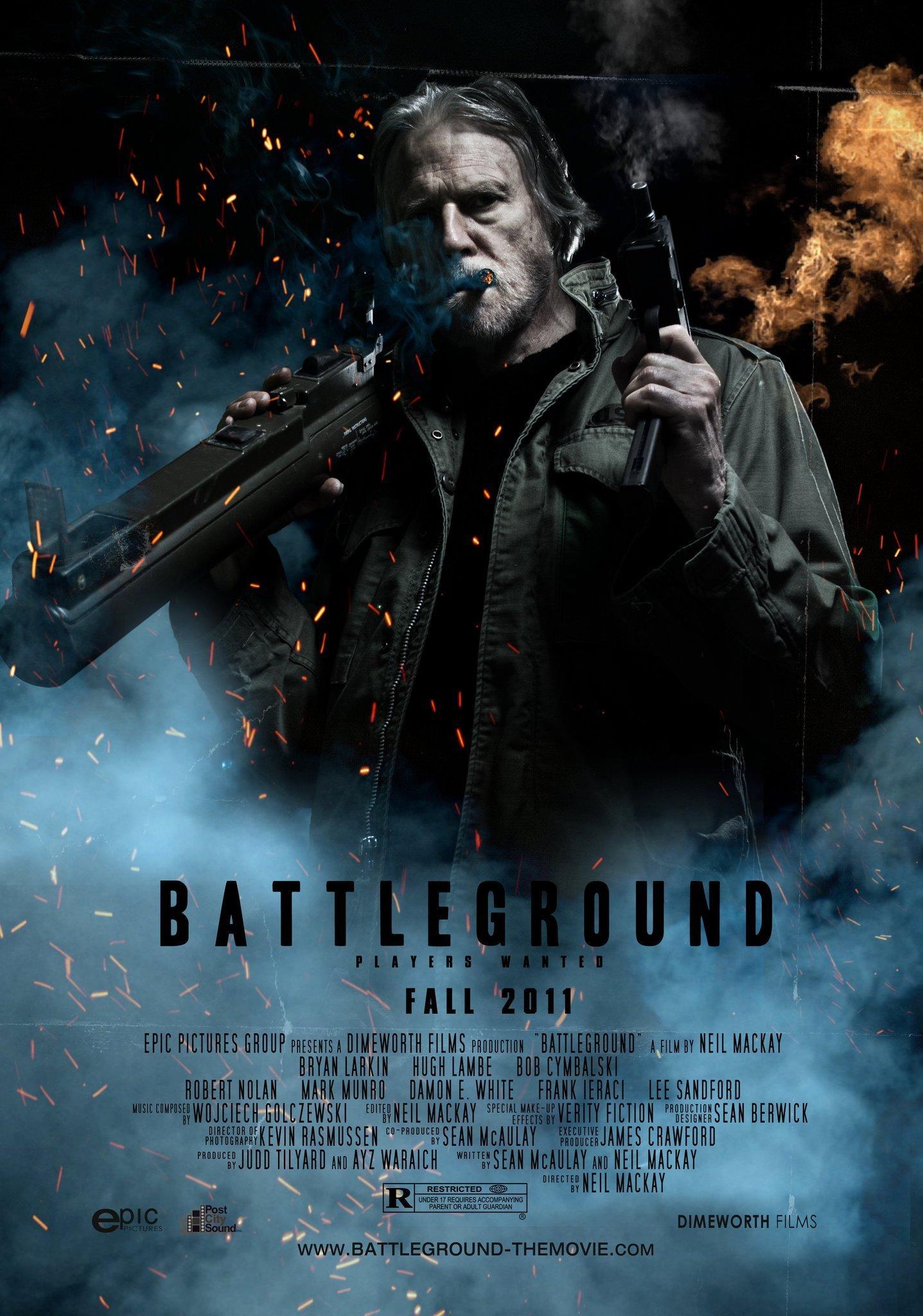 دانلود فیلمBattleground 2012 با دوبله فارسی