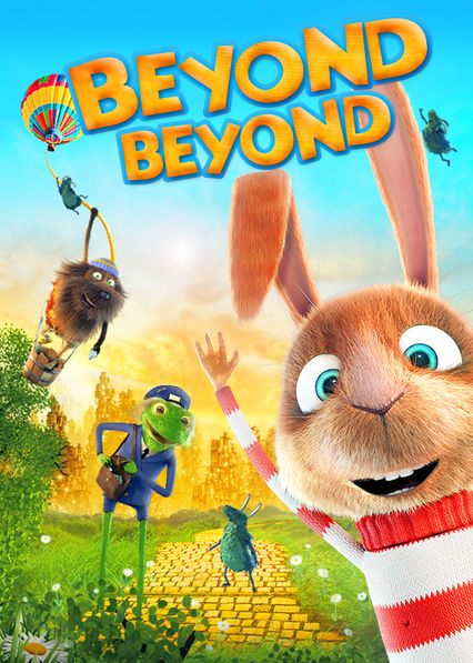 دانلود انیمیشنBeyond Beyond 2014 با دوبله فارسی