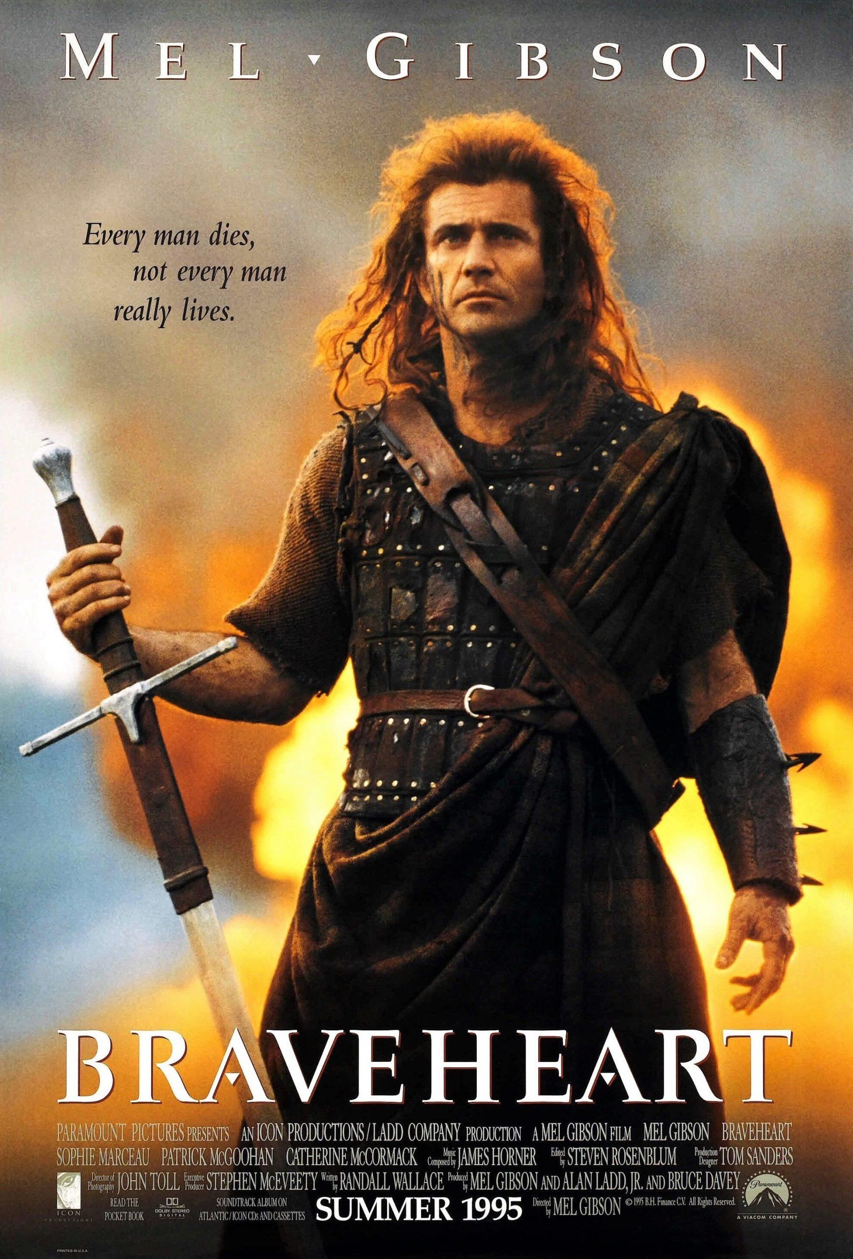 دانلود فیلمBraveheart 1995 با دوبله فارسی