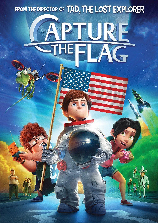 دانلود انیمیشنCapture the Flag 2015 با دوبله فارسی