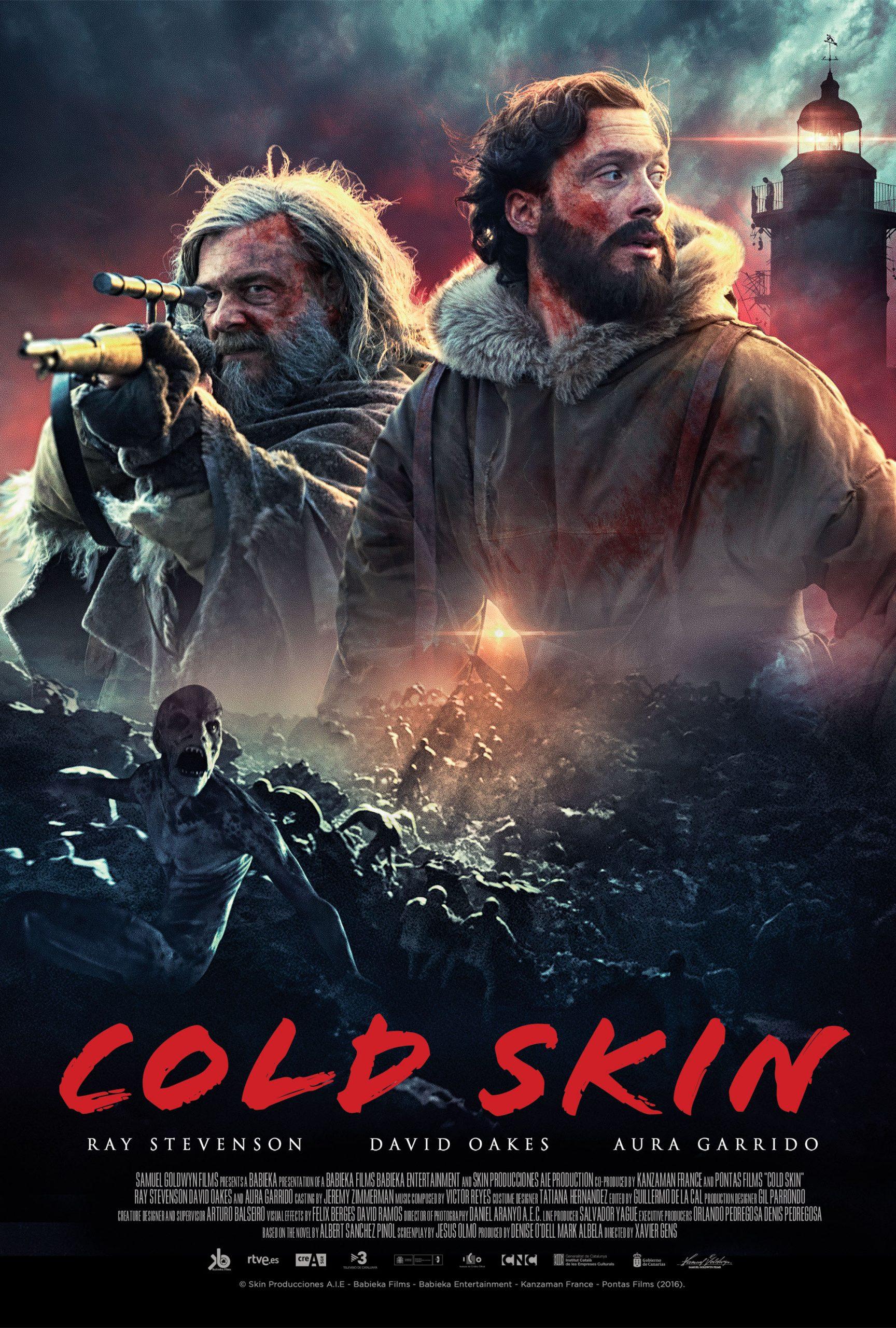 دانلود فیلمCold Skin 2017 با دوبله فارسی