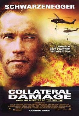 دانلود فیلمCollateral Damage 2002 با دوبله فارسی