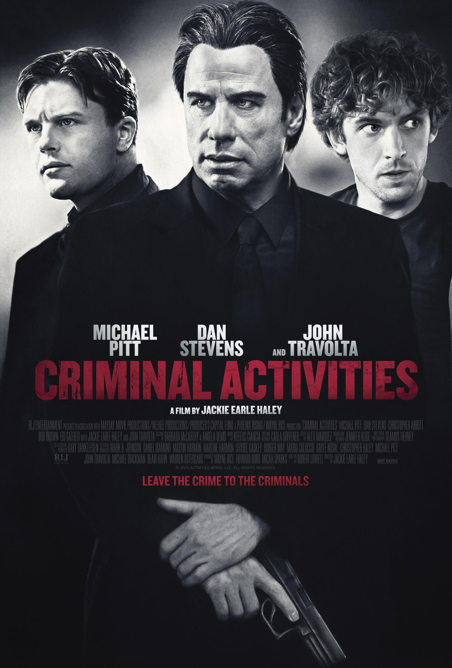 دانلود فیلمCriminal Activities 2015 با دوبله فارسی