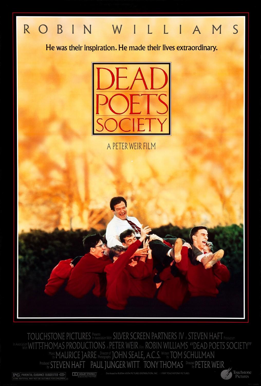 دانلود فیلمDead Poets Society 1989 با دوبله فارسی