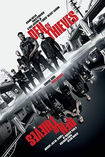 دانلود فیلمDen of Thieves 2018 با دوبله فارسی