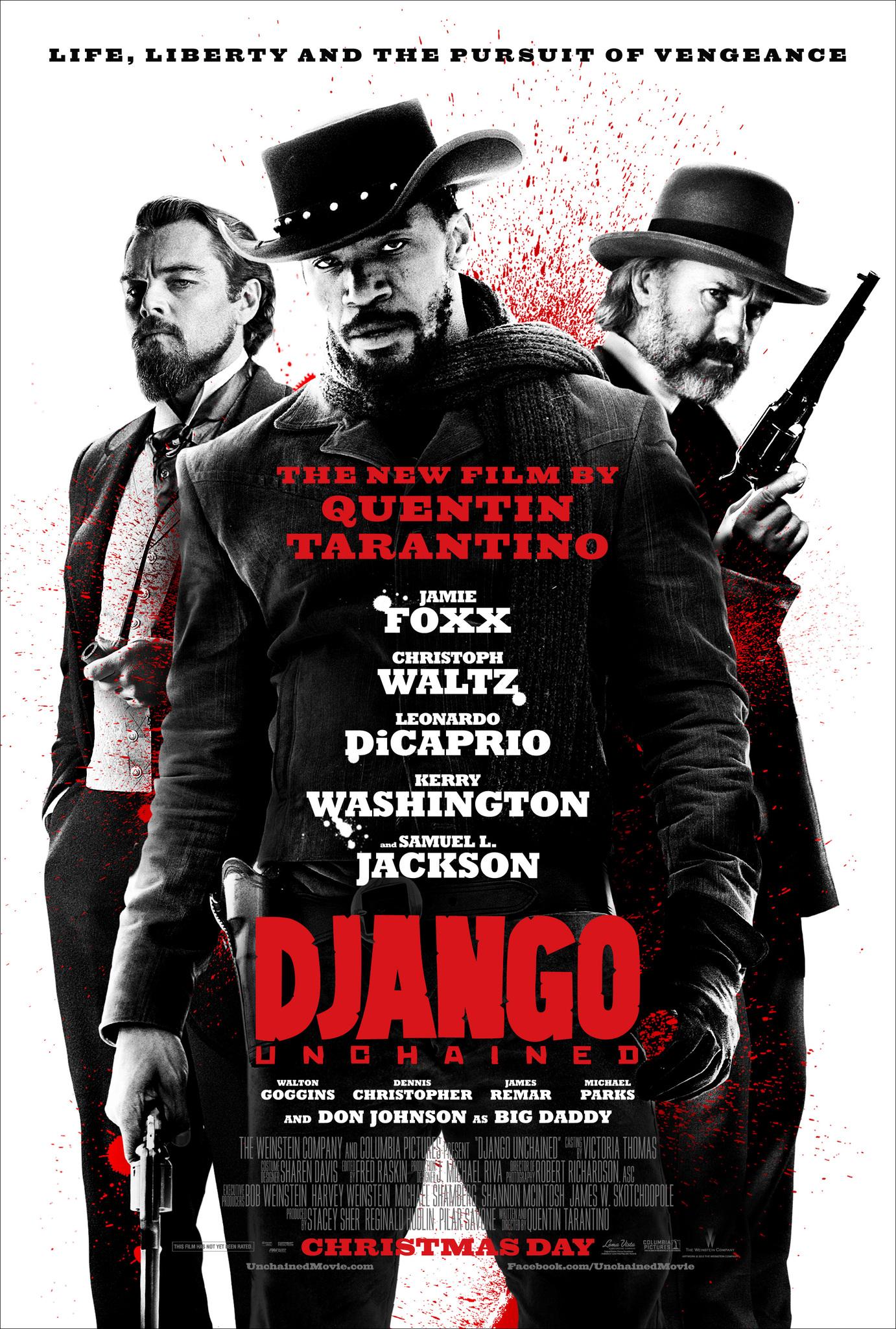 دانلود فیلمDjango Unchained 2012 با دوبله فارسی