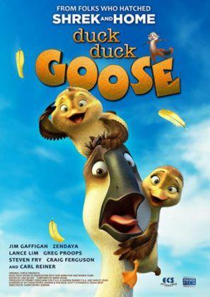 دانلود انیمیشنDuck Duck Goose 2018 با دوبله فارسی