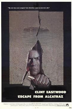 دانلود فیلمEscape from Alcatraz 1979 با دوبله فارسی