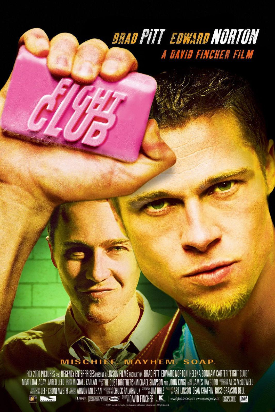 دانلود فیلمFight Club 1999 با دوبله فارسی