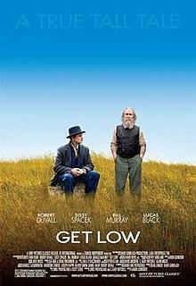 دانلود فیلمGet Low 2009 با دوبله فارسی