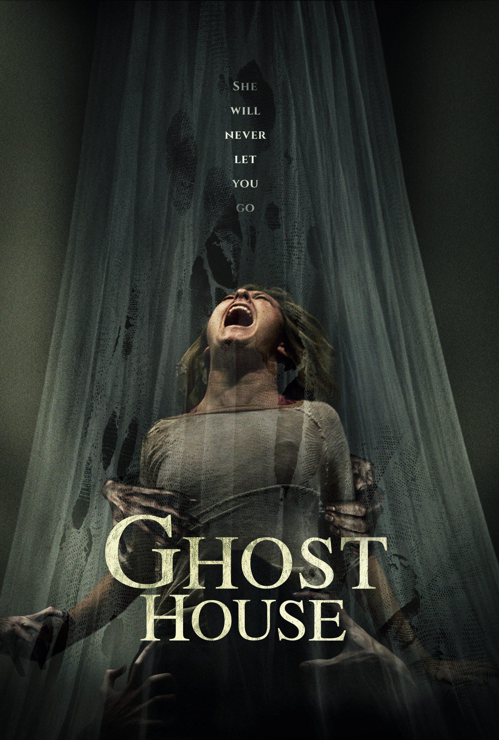 دانلود فیلمGhost House 2017 با دوبله فارسی