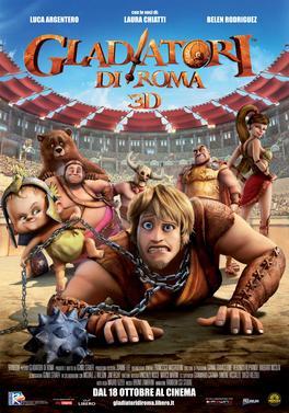 دانلود انیمیشنGladiators of Rome 2012 با دوبله فارسی