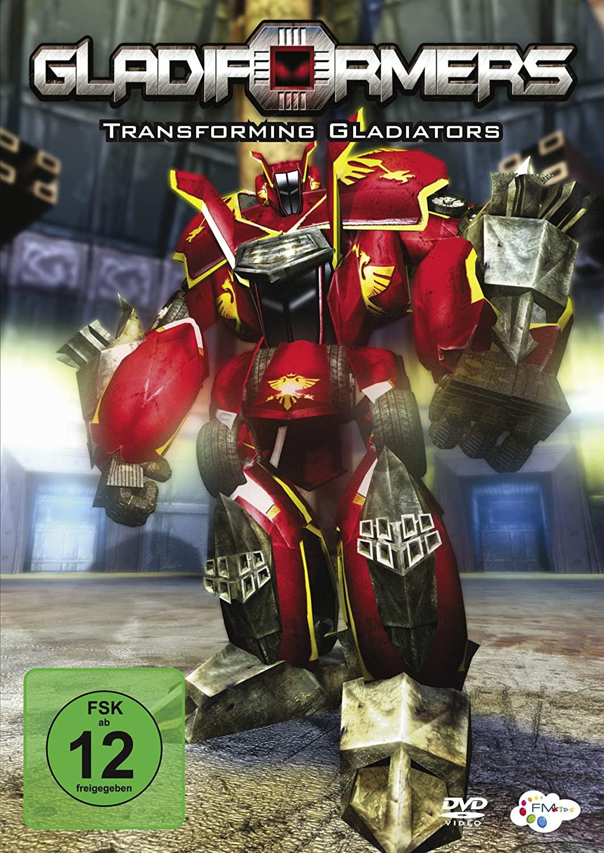 دانلود انیمیشنGladiformers 2007 با دوبله فارسی