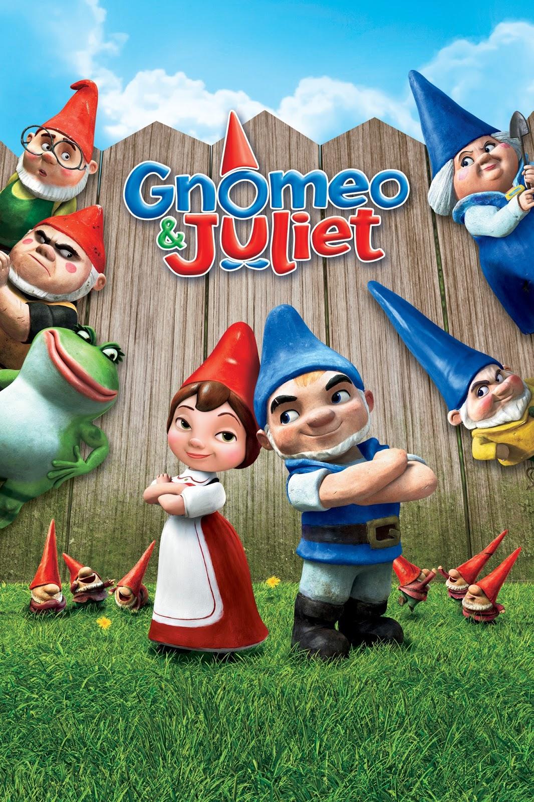 دانلود انیمیشنGnomeo & Juliet 2011 با دوبله فارسی