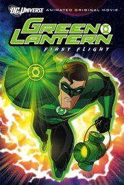 دانلود انیمیشنGreen Lantern: First Flight 2009 با دوبله فارسی