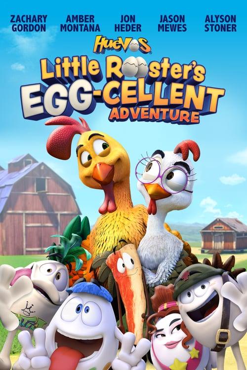 دانلود انیمیشنHuevos: Little Rooster's Egg-Cellent Adventure 2015 با دوبله فارسی