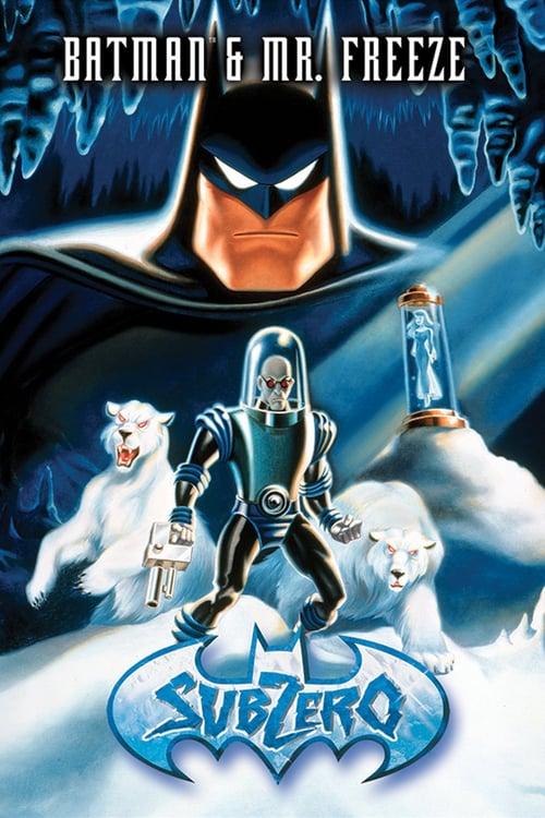 دانلود انیمیشنBatman & Mr. Freeze: SubZero 1998 با دوبله فارسی