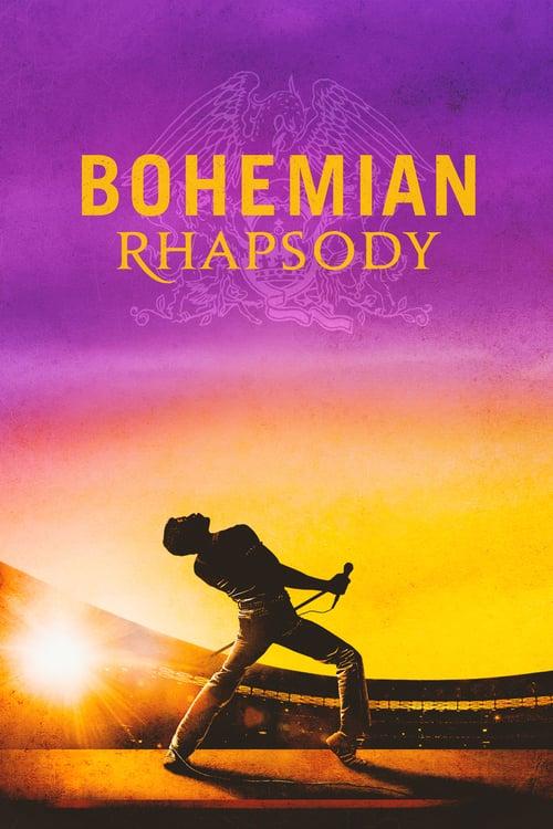 دانلود فیلمBohemian Rhapsody 2018 با دوبله فارسی