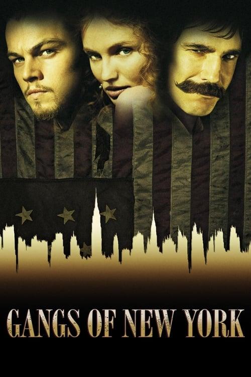 دانلود فیلمGangs of New York 2002 با دوبله فارسی